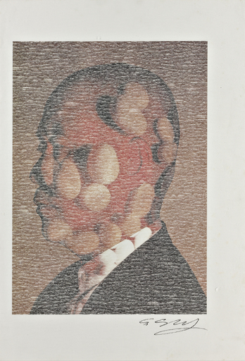 Shozo SHIMAMOTO - Stampa-Multiplo - Senza titolo