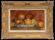 奥古斯特•雷诺阿 - 绘画 - Coupe de Fruits