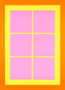 Ugo RONDINONE - Estampe-Multiple - Window I