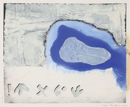 Zigi BEN-HAIM - Gemälde - Composition