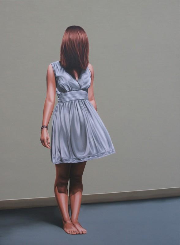 Erlend STEINER LOVISA - Painting - Sterre 4    (Cat N° 5935)