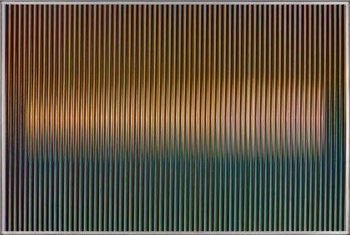 Carlos CRUZ-DIEZ - Pintura - Physichromie Panam 80