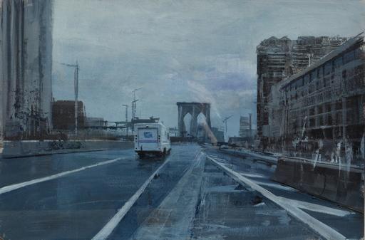 Alexey ALPATOV - Painting - Brige