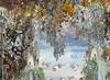 Jane WARD - Painting - PORTAL NO.3