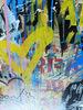 MR BRAINWASH - Gemälde - Juxtapose