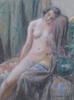 Henry Léonce DARRICAU - Disegno Acquarello - A L AUBE