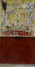 皮埃尔•勃纳尔 - 绘画 - Projet de décoration pour le Palais de Chaillot #3