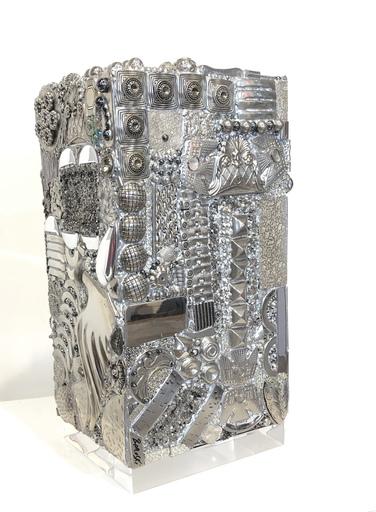 BOROSKI - Sculpture-Volume - fragmentation 10