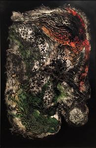 Jorge PIQUERAS - Gemälde - Untitled