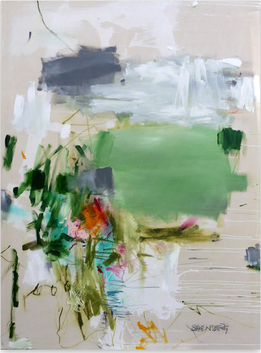 Daniela SCHWEINSBERG - Painting - A Breath of Summer VII