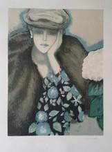 让-皮埃尔•卡西尼尔 - 版画 - L Hortensia 1979 CR 206