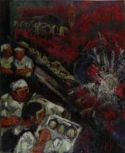 Henry Maurice D'ANTY - Pintura - Le Laser Francais
