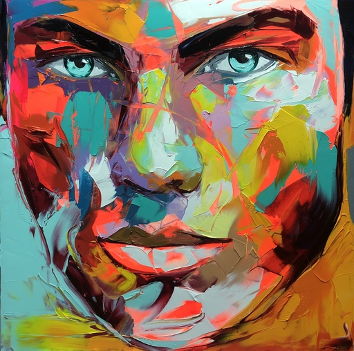 Françoise NIELLY - Painting - Bryan