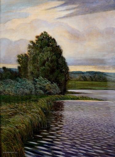Tadeusz NOSKOWSKI - Gemälde - Windy Day