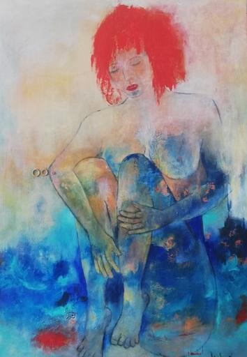 Joelle MICHENET - Pittura - Réflexion