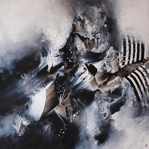 Estelle BARBET - Peinture - Placebo