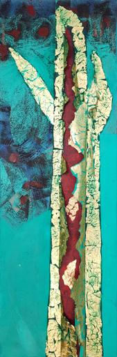 Corine LESCOP - Peinture - Cactus