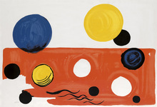 Alexander CALDER (1898-1976) - Landscape