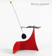 Alexander CALDER - Escultura - Red Snail