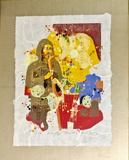 Yankel GINZBURG - Print-Multiple - Amos