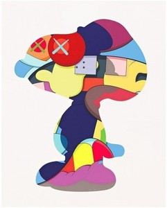 KAWS - Estampe-Multiple - No One's Home