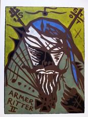 Jonathan MEESE - Print-Multiple - Armer Ritter II
