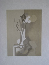 André BEAUDIN - Stampa Multiplo - LITHOGRAPHIE 1970 SIGNÉE CRAYON EA HANDSIGNED EA LITHOGRAPH