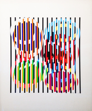 Yaacov AGAM - Painting - Circles