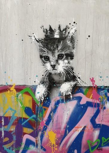 SEATY - Pintura - Kitten