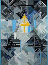 John Harrison LEVEE - Pintura - Idea XVII - 1985