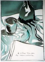 Raymond PETTIBON - Estampe-Multiple - I Value This For It's Associations
