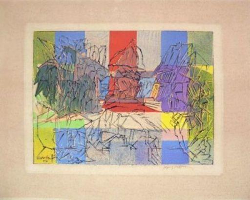 Jacques VILLON - Print-Multiple - Sans titre