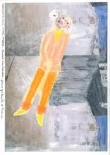 Reine BUD-PRINTEMS - Dessin-Aquarelle - Pascal VANHOECKE, jeune galeriste de France