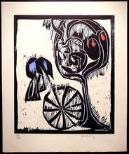 Pierre ALECHINSKY (1927) - Coups de gouge