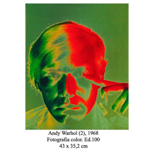 Philippe HALSMAN - Fotografia - Andy Warhol (2)
