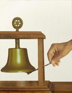 Michelangelo PISTOLETTO - Print-Multiple - Solidarity Bell