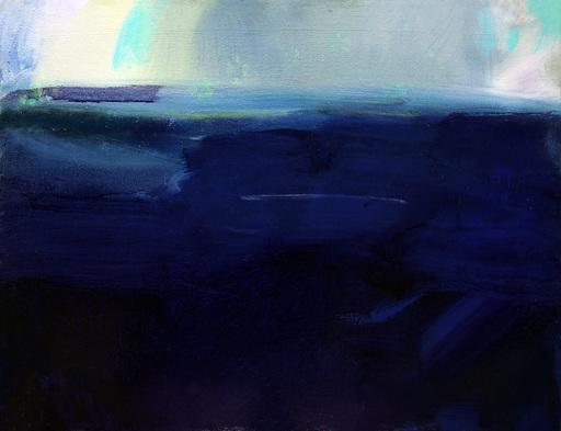 Klaus Karl MEHRKENS - Painting - Mare