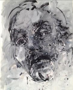 Philippe PASQUA (1965) - Sans titre