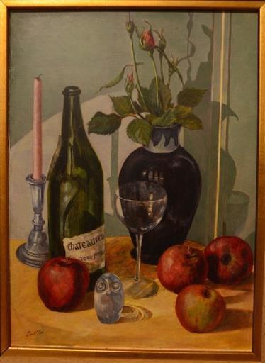 Lev KLIN - Painting - Still-life