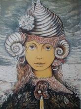 Baruch ELRON - Print-Multiple - Woman Shell