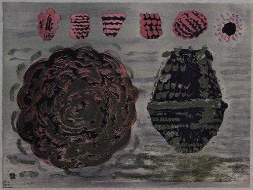 Pietro CONSAGRA - Druckgrafik-Multiple - Untitled