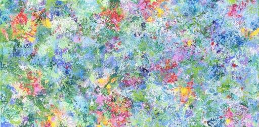 Alexandra DE GRAVE - Painting - Untitled 2018/15