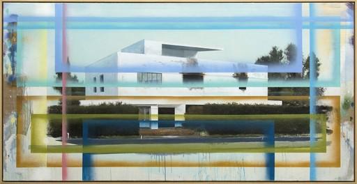 Peter HOFFER - Painting - Bauhaus No 02