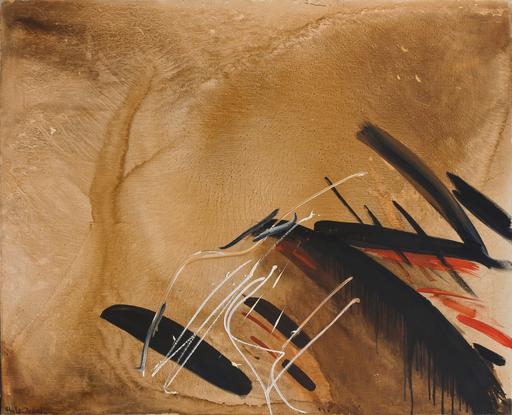 Huguette Arthur BERTRAND - Peinture - Remous