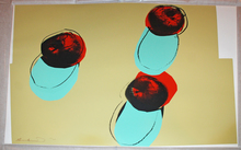 Andy WARHOL - Stampa Multiplo - Apples