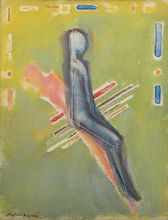 Rómulo MACCIO - Painting - FIGURACIONES