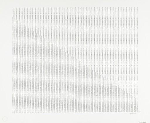 Jacques PALUMBO - Grabado - Konkrete art