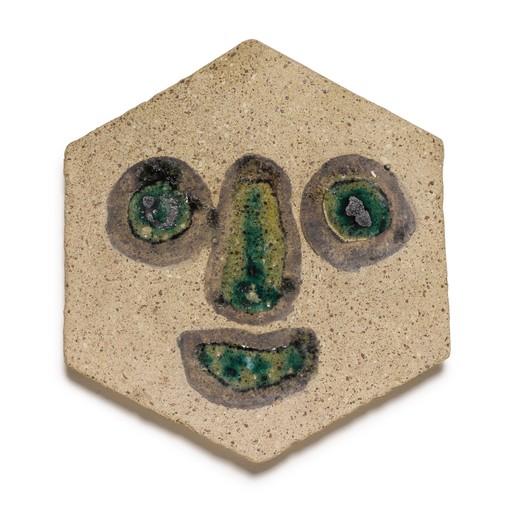 巴勃罗•毕加索 - 陶瓷  - Visage