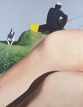 Gérard SCHLOSSER - Painting - Pourquoi tu ne dis rien