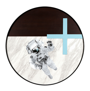 Laurent MINGUET - Pittura - Magic sky cross